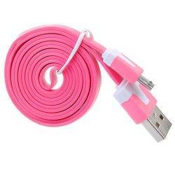 Micro USB kabel, Pink barva