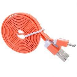 Micro USB kabel, Oranžna barva
