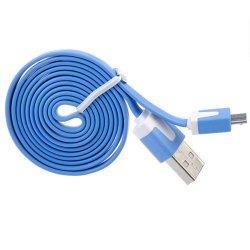 Micro USB kabel, Modra barva