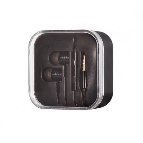 Slušalke Tel1  HF, črna barva