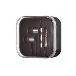 Slušalke Tel1  HF, srebrna barva