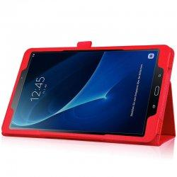 "Torbica ""Lichi"" za Samsung Galaxy Tab A 10.1, Rdeča barva"