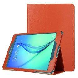 "Torbica ""Lichi"" za Samsung Galaxy Tab A 10.1, Oranžna barva"