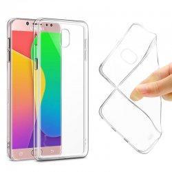 Silikonski etui za Samsung Galaxy J7 2017, 0,3mm, Prozorna barva