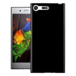 """Silikonski etui """"Jelly"""" za Sony Xperia XZ Premium, Črna barva"""