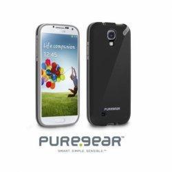 "Etui ""PUREGEAR Slim Shell"" za Samsung Galaxy S4, črna barva"