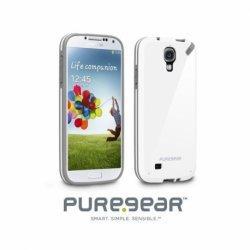 "Etui ""PUREGEAR Slim Shell"" za Samsung Galaxy S4, bela barva"
