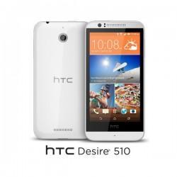 Silikon etui za HTC Desire 510 TPU 0,3mm Transparent barva