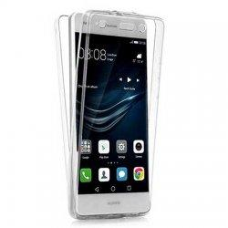 Silikonski etui 360 za Huawei P10 Lite, prozoren
