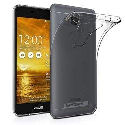Silikonski etui za Asus Zenfone 3 Max, 0,3mm, Prozorna barva