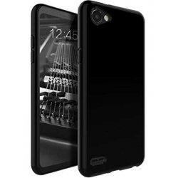 """Silikonski etui """"Jelly"""" za LG Q6, Črna barva"""