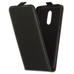 """Preklopna torbica, etui """"flexi"""" za Nokia 5, črna barva"""