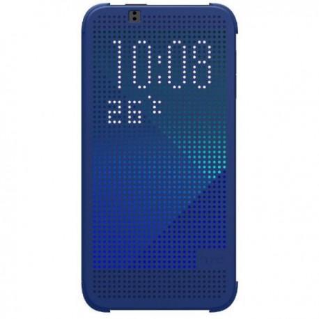 Torbica za HTC Desire 510 Preklopna Modra barva Original HTC HC M130