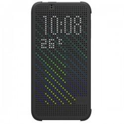 Torbica za HTC Desire 510 Preklopna Temno siva barva Original HTC HC M130