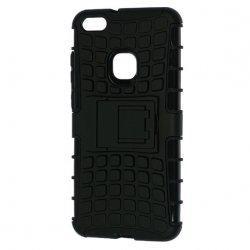 "Etui ""Dual Armor"" za Huawei P10 Lite, črna barva"