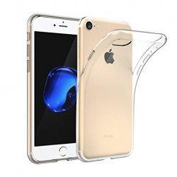 Silikonski etui za Apple iPhone 8, 0,3mm, Prozorna barva