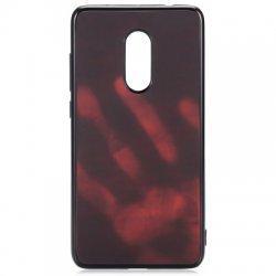 """Etui """"Thermo Case"""" za Xiaomi Redmi Note 4, Črna barva"""