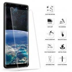 """Zaščitno steklo """"Full Face"""" za Samsung Galaxy Note 8, Trdota 9H"""