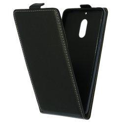 """Preklopna torbica, etui """"flexi"""" za Nokia 6, črna barva"""