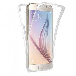 Silikonski etui 360 za Samsung Galaxy S7, prozoren