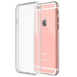 Silikonski etui za Apple iPhone 7 Plus, 0,3mm, Prozorna barva