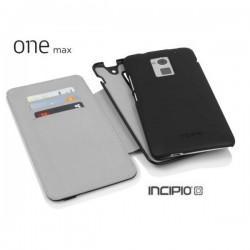 HTC One Max Torbica Incipio Flip Watson 2v1, črna barva