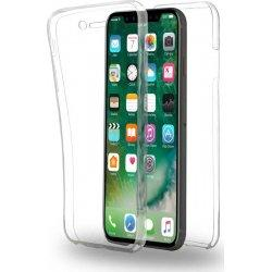 Silikonski etui 360 za Apple iPhone X, prozoren
