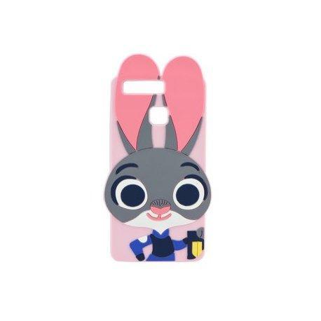 "Silikonski ovitek, etui ""3D Zajec"" za Huawei P9"