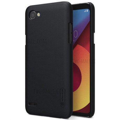 Etui Nillkin Super Frosted Shield za LG Q6, črna barva