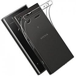 Silikonski etui za Sony Xperia XZ1 Compact, 0,3mm, Prozorna barva