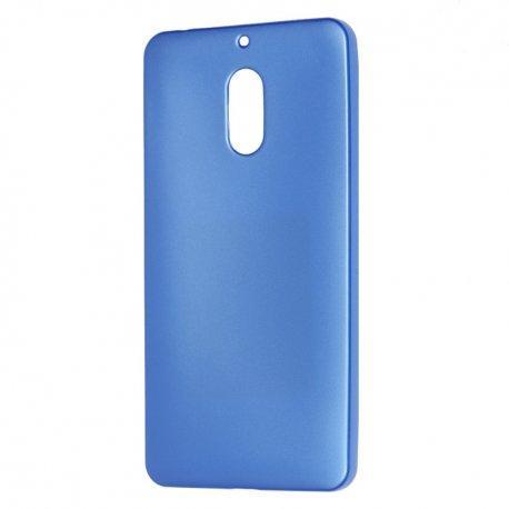"""Silikonski etui """"Jelly"""" za Nokia 6, Modra barva"""