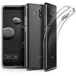 Silikonski etui za Huawei Mate 10, 0,3mm, Prozorna barva