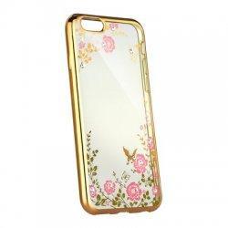 "Etui ""Diamond Case"" za Nokia 5, zlata barva"