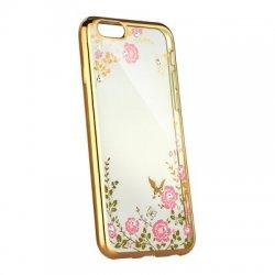 "Etui ""Diamond Case"" za Nokia 6, zlata barva"