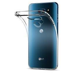 Silikonski etui za LG V30, 0,3mm, Prozorna barva