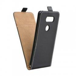 """Preklopna torbica, etui """"flexi"""" za LG V30, črna barva"""