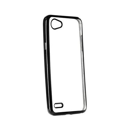 """Etui """"Electro Jelly"""" za LG Q6, črna barva"""