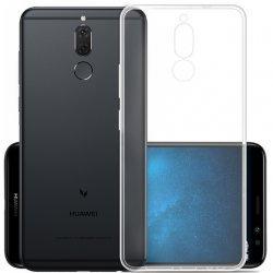 Silikonski etui za Huawei Mate 10 Lite, 0,3mm, Prozorna barva