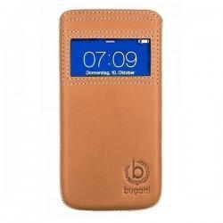 Etui Bugatti Watch za Huawei Mate 10 Lite, rjava barva
