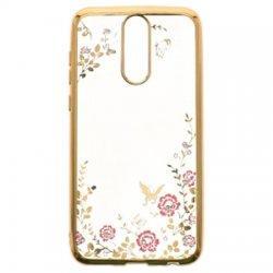 "Etui ""Diamond Case"" za Huawei Mate 10 Lite, zlata barva"