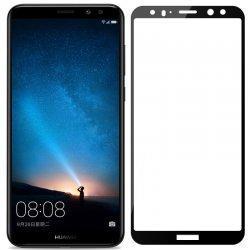 """Zaščitno steklo """"Full Face"""" za Huawei Mate 10 Lite, Trdota 9H, črna"""