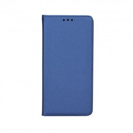 """Preklopna torbica """"Smart Book"""" za LG Q6, Modra barva"""