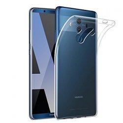 Silikonski etui za Huawei Mate 10 Pro, 0,3mm, Prozorna barva