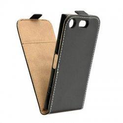"Preklopna torbica, etui ""flexi"" za Sony Xperia XZ1 Compact, črna barva"