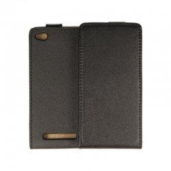 "Preklopna torbica, etui ""flexi"" za Xiaomi Redmi 4A, črna barva"