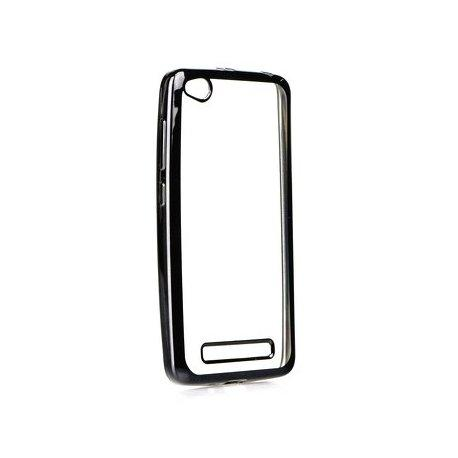 """Etui """"Electro Jelly"""" za Xiaomi Redmi 4A, črna barva"""