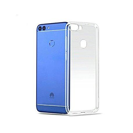 Silikonski etui za Huawei P Smart, 0,3mm, Prozorna barva