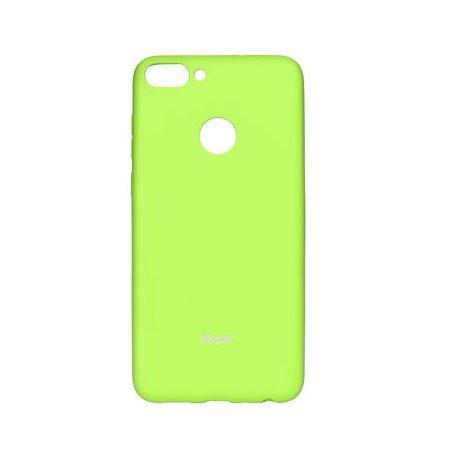 "Silikonski etui ""Roar All Day"" za Huawei P Smart, zelena barva"