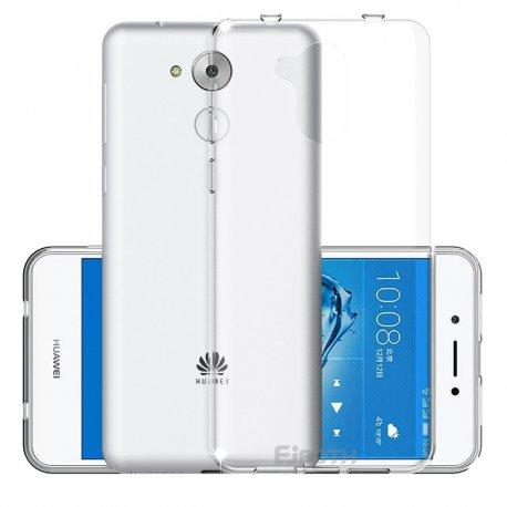 Silikonski etui za Huawei Nova Smart, 0,3mm, Prozorna barva