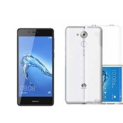 Silikonski etui, prozoren +zaščitna folija zaslona za Huawei Nova Smart